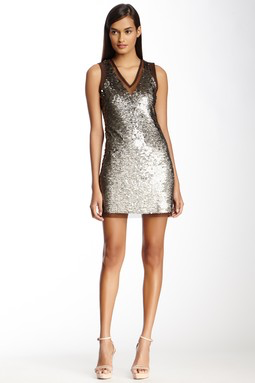 She Shines Sequin Dress