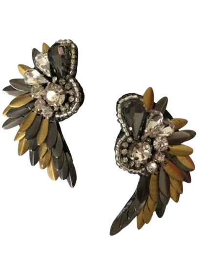 Wing It Mix Earrings