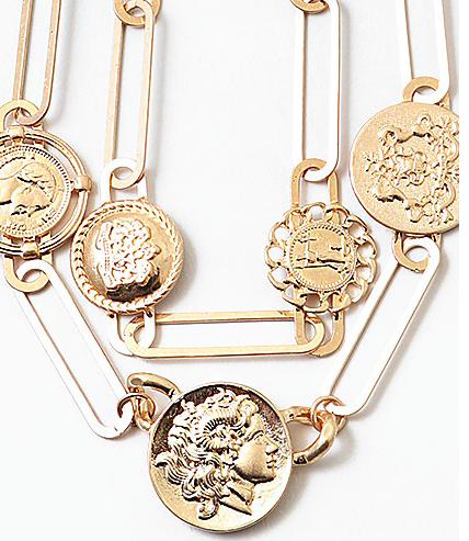 Cairo Eclipse Necklace