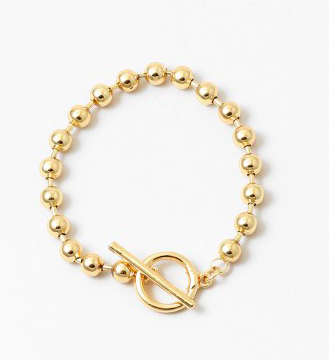 Leroy Ball Chain Bracelet